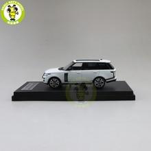 1/64 LCD المدى SUV قوالب طراز السيارة اللعب الفتيان الفتيات الهدايا