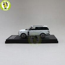 1/64 LCD aralığı SUV pres döküm model araç oyuncaklar Boys kız hediyeler