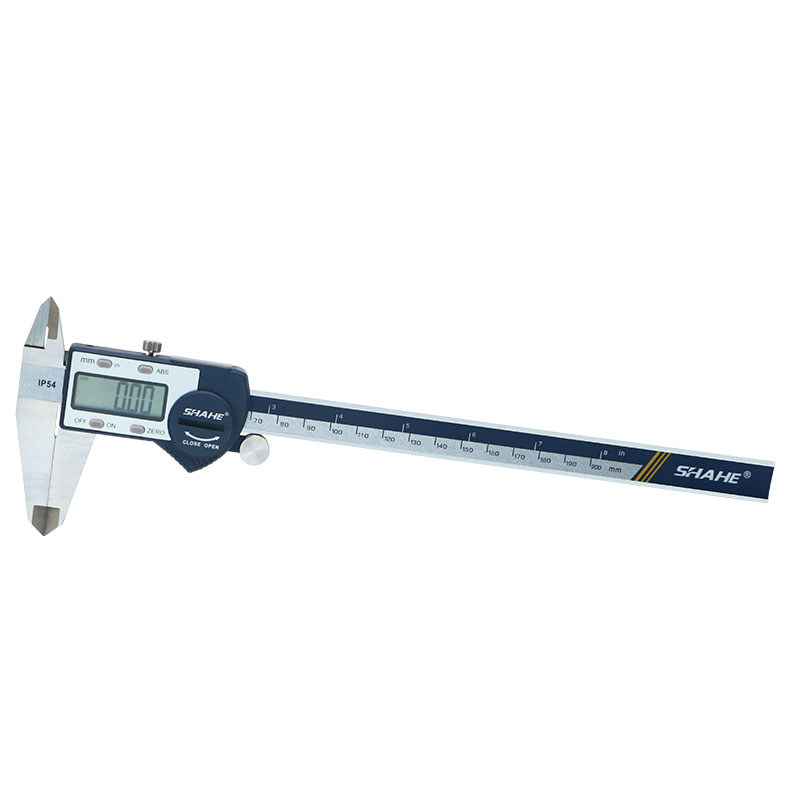 Digital Device Step Calipers Steel Measurements Measuring Caliper For Stainless Digital Depth And 200mm Vernier Inside Outside