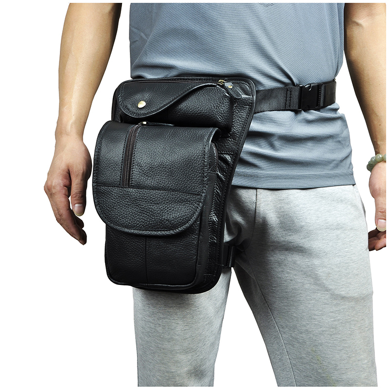 New Real Leather Men Design Coffee Casual 8
