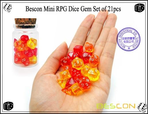 Mini Gem Set 21pcs-4