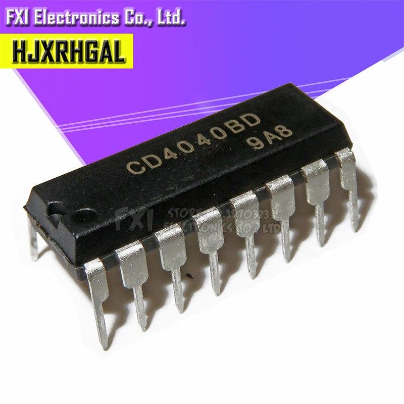 10PCS CD4040BE CD4040 DIP16 DIP New Original