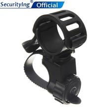 Clip-Mount Light-Holder Headlight Bicycle-Torch Bike Securitying Diameter-Flashlight