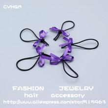 CYHGM girls hair accessories brand diadema enfeite de cabelo infantil satynowa gumka schrunchies elastic bands G002