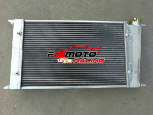 Image 4 - Aluminum Radiator For VW GOLF MK1/CADDY/ SCIROCCO GTI SPEC 1.6 1.8 Hot Selling