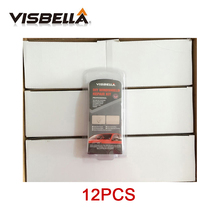 Buy 12Kits/box wholesale Visbella Car window repair Windscreen restoration Tools Auto Windshield Scratch Chip Crack Restore fix DIY directly from merchant!