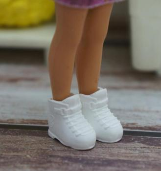 New styles Girl gifts Toy cute shoes accessories for BB sister kelly or for stacy dolls BBI20201023A image
