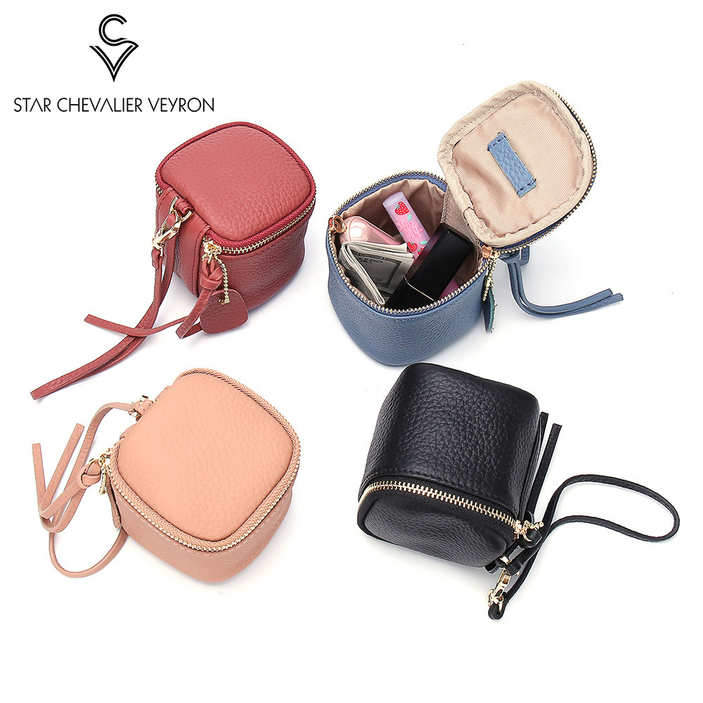 Fashion Ladies Small Wrist Strap Purse Womens Bag Coin Pouch Wallet