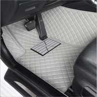 Tapis de sol de voiture pour santa fe 2019 6 sièges étanche en cuir voiture style voiture tapis voiture tapis accessoire tapis voiture