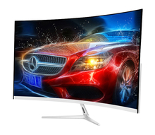 144 Гц изогнутые 32 дюймов Широкоэкранный Цвет led TV PC компьютер экран монитора