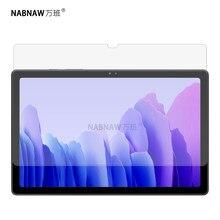 Закаленное стекло NABNAW для Samsung Galaxy Tab A7 WiFi LTE 2020 SM-T500 T505, 10,4 дюйма, прозрачная защита экрана