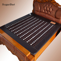 Theraphy Health Care Heating Bed Mattress Tourmaline Electric Heating Mat Electric heating mattress 1.0X1.9M/1.2X1.9M/1.5X1.9M