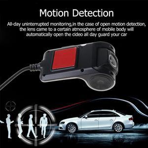 Image 4 - Full HD 720 P Cámara del DVR del coche de navegación automática Recorder Dash Cámara G Sensor ADAS Video