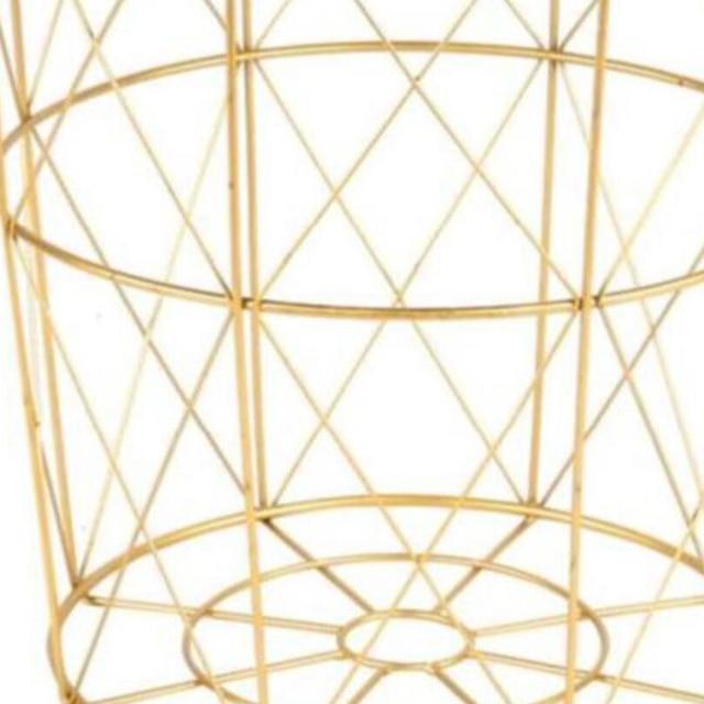 Iron Storage Basket  6