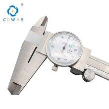 다이얼 캘리퍼스 0 150 0 200 300 mm 0.01mm 고정밀 산업 스테인레스 스틸 버니어 캘리퍼스 내충격 메트릭 측정 도구