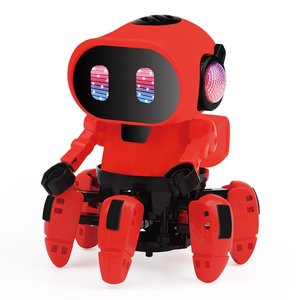 Electric Six-claw Robot Toy Ar