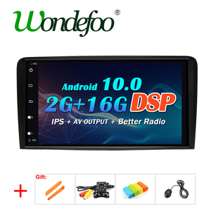 DSP Android 9.0 Auto GPS Radio For Audi A3 8P S3 2003-2012 RS3 Sportback Navigation Multimedia IPS Screen Headunit no DVD Player(China)