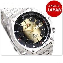 Relógio masculino clássico orient-japonês auto-vento automático mecânico relógio masculino 50m à prova dwaterproof água relógio masculino