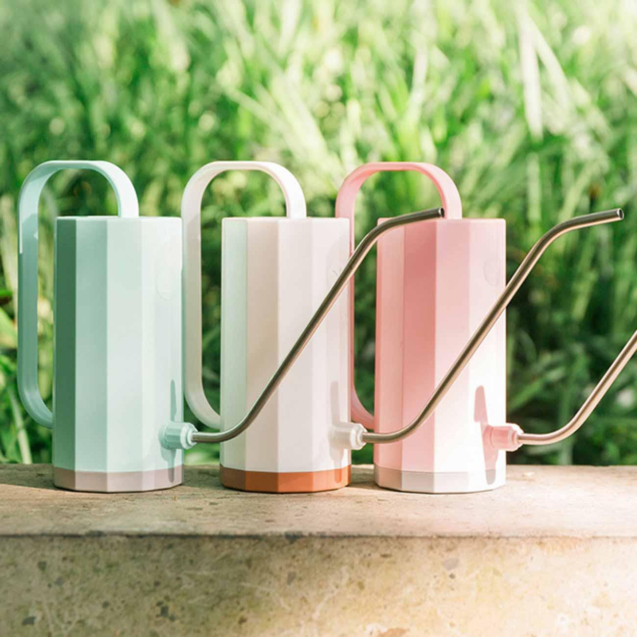 Поливочная банка для рота, практичный пластиковый распылитель для цветов, 1,2 л, ручка для садоводства, чайник для домашнего орошения Канистры для воды      АлиЭкспресс
