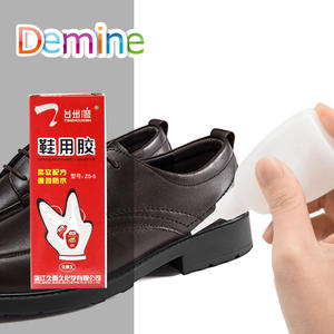 Demine Glue Shoe-Covers Rubber Repair-Tool for Liquid Strong Universal Quick-Drying