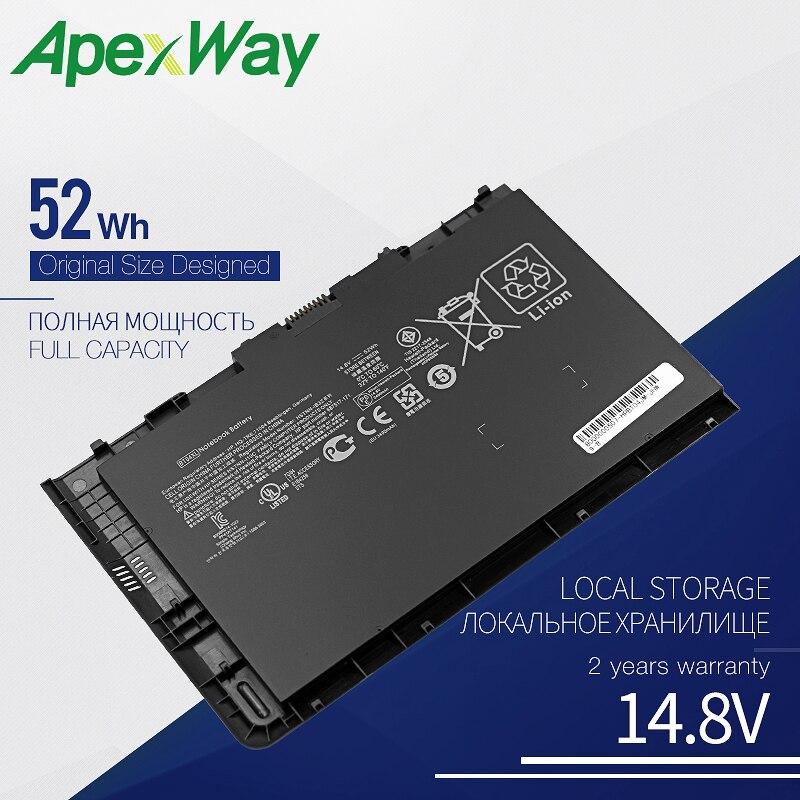 Apexway BT04 BT04XL Laptop Battery For HP EliteBook Folio 9470 9470M Ultrabook Series 696621-001 HSTNN-DB3Z BA06 BA06XL H4Q47AA
