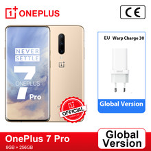 Versione globale OnePlus 7 Pro 6GB 128GB Smartphone 48MP Triple Cams Snapdragon 855 90Hz 2K schermo AMOLED OnePlus Store ufficiale