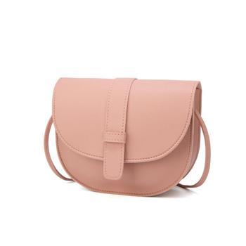 Small Women Purse Shell Shoulder Messenger Bag PU Leather Fashion Solid Yellow Black Crossbody Bag Bolsas Ladies Phone Purse