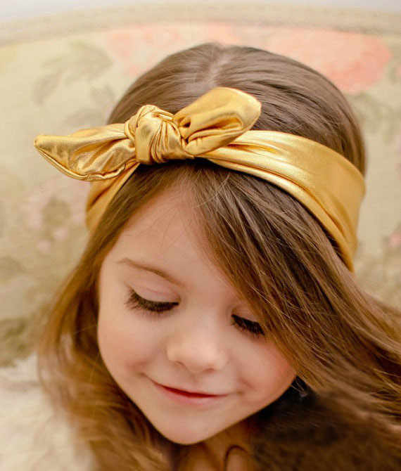 Baby Headband Girls Rabbit Baby Bows Ear Hairband Turban Knot Tie Head Wraps Gd Baby Hair Accessories Bandeau Bebes Fille 2019