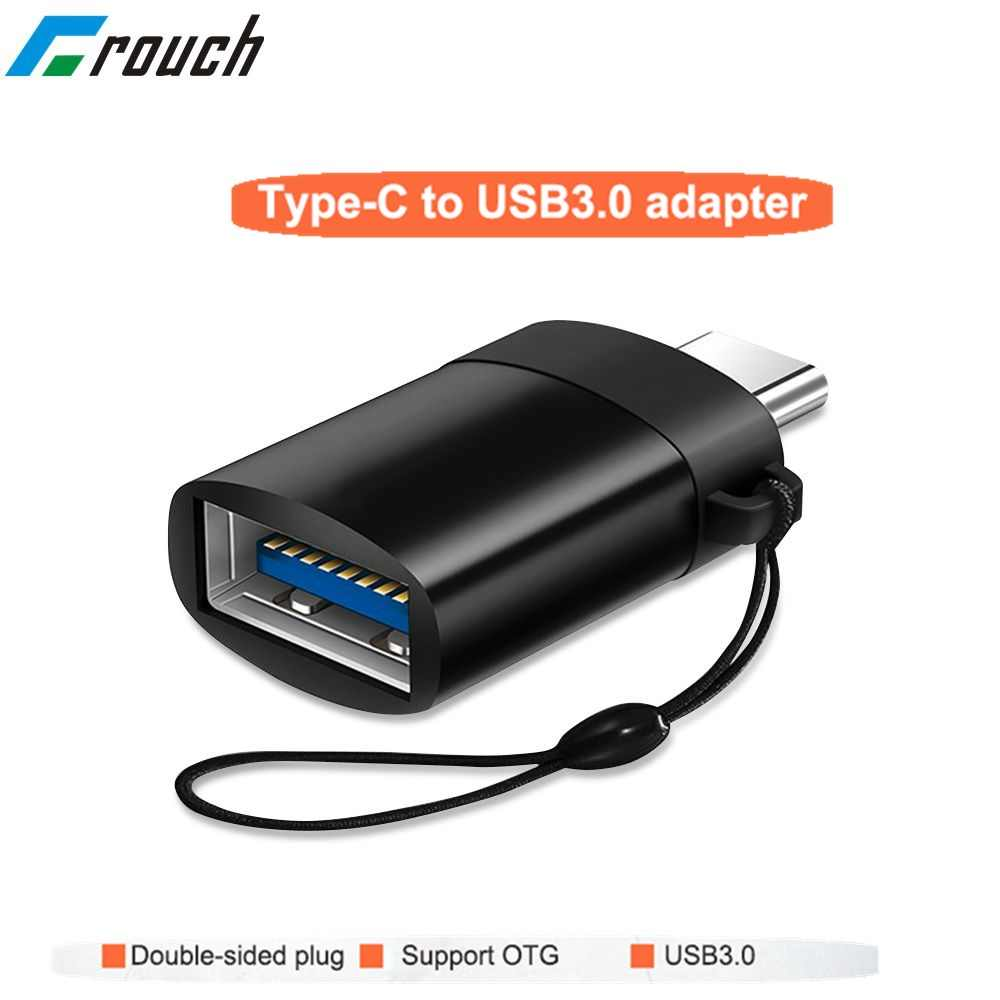 OTG type-c usb c adapter micro type c usb-c usb 3.0 Charge Data Converter for samsung galaxy s8 s9 note 8 a5 2017 one plus usbc