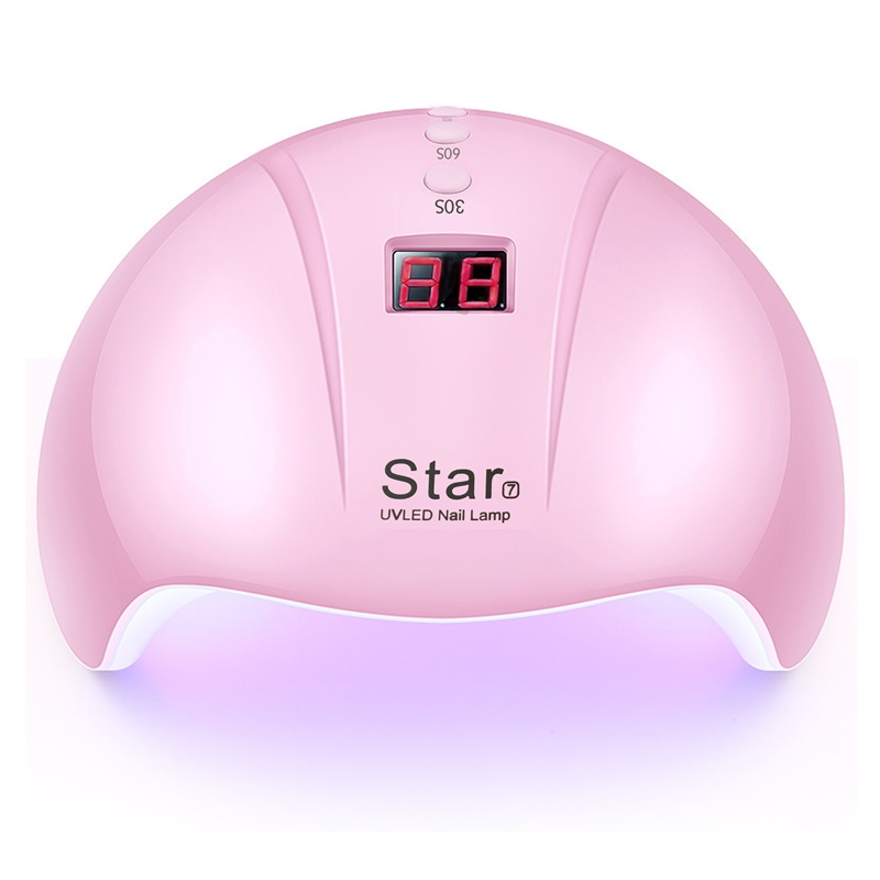 Star 7 Nail Dryer For Nail Led Uv Lamp 24w Mini Usb Lamp For