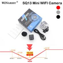 цена на Mini Camera WiFi Cam SQ13 Full HD 1080P Original Sport DV Recorder 155 Night Vision Small Action Camera Camcorder DVR pk sq23 11