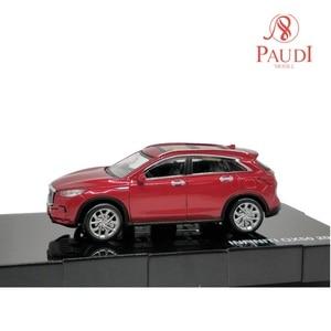 Image 3 - P Model 1:64 Nissan Infiniti QX50 SUV 2018 Die cast Model Car