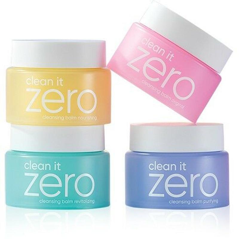 BANILA CO Clean It Zero Cleansing Balm 7ml Moisturizing Makeup Remover Facial Cleanser Face Skin Care Original Korea Cosmetics