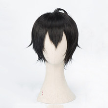 Top Quality Division Rap Battle Hypnosis MIC DRB Ichiro Yamada Cospaly Wigs Heat Resistant Synthetic Hair Wig(China)