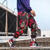 New Fashion Printed Men Harem Pants Hip Hop Casual Streetwear Joggers Men 2019 Summer Fashion Elastic Waist Trousers LBZ45 12