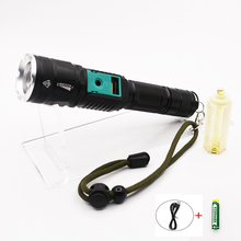 Aluminum Alloy Stretching Led Flashlight Ultra Bright Torch T6 Camping Light 5 Switch Modes Bicycle Light Use 18650 Battery B73 panyue aluminum alloy 1000 lumen xml t6 bright light rechargeable tactical torch light 5 modes led flashlight torch with clip