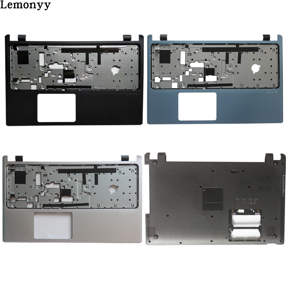 NEW Case Cover For ACER Aspire V5-531 V5-531G V5-571 V5-571G Palmrest Non-touch Bezel Keyboard/Laptop Bottom Base Case Cover