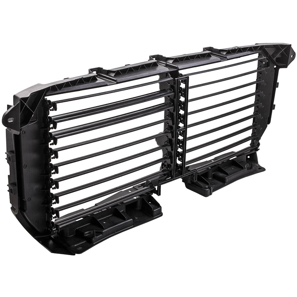 Front Upper Radiator Grille Air Shutter For Ford F-150 2015 2016 2017 image