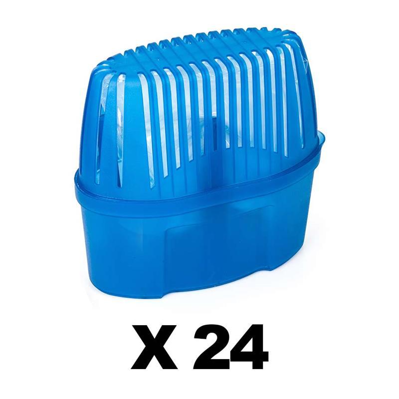 BOX 24 Units 5463-Absorbing Humidity 1000 Ml. Capacity Open