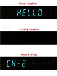 Image 3 - VFD Vacuum Fluorescent Display Remote Volume Board 4 Way Audio Signal Switcher Switch Selector HiFi Audio Preamplifier Board