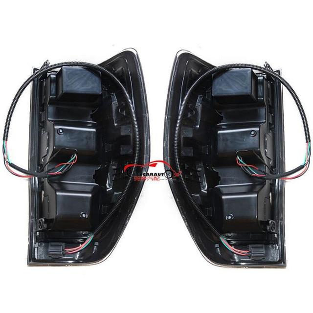 Luces LED traseras, lámparas de luz LED de freno, luces de giro para FORD RANGER T6 T7 T8 XL XLT WILDTRACK PICKUP, Coche