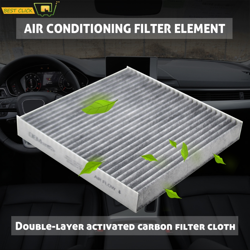 100/% New Cabin Air Filter /& Engine Air Filter for 2014-2017 Accord Hybrid 2.0L