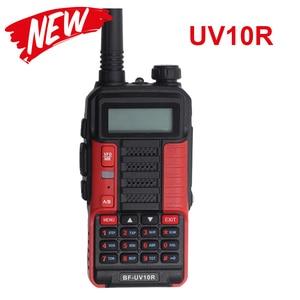 Image 1 - Professionale Walkie Talkie Baofeng UV 10R 10km 128 Canali VHF UHF Dual Band Bidirezionale CB Ham Radio Baofeng UV 10R