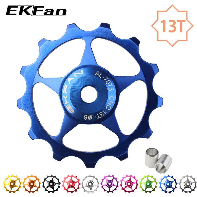 MTB Road Bike Rear Derailleur Jockey Wheel Pulley 10T Silver