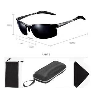 Image 5 - NALOAIN Photochromic משקפי שמש מקוטב עדשת UV400 אלומיניום מגנזיום מסגרת נהיגה משקפי לגברים דיג באיכות גבוהה