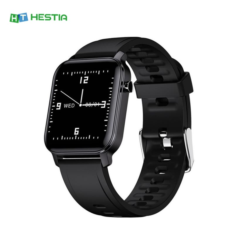 M2 Sports Smart Bracelet Blood Pressure Heart Rate Waterproof Step Counter Smart Band 1.4in IPS Color Screen IP68 Smart Watches