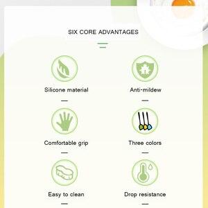 Image 5 - Juego de cocina de silicona antiadherente resistente al calor, utensilios de cocina, accesorios de cocina, 5/10/11 Uds.