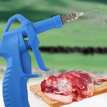 electric Injection Flavor needle Turkey pork bbq steak meat sauces syringes marinades kitchen accessories Spices cooking tools