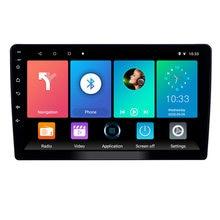 Für Hyundai Azera 2006-2010 2 DIN 9 inch Android 8,1 Auto-multimedia-player Unterstützung Musik AUX WIFI unterstützung DVR