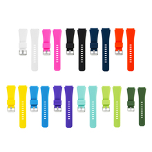 Silicone Bracelet Strap Watch Band For Samsung Gear S3 Frontier Classic L Size new fashion sports silicone bracelet strap band for samsung gear s3 frontier new design color yellow